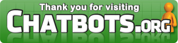 Thank you for visiting Chatbots.org