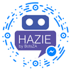 Chatbot Hazie, chatbot, chat bot, virtual agent, conversational agent, chatterbot