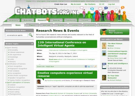 Chatbots.org 2.7