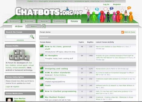 Chatbots.org 2.6