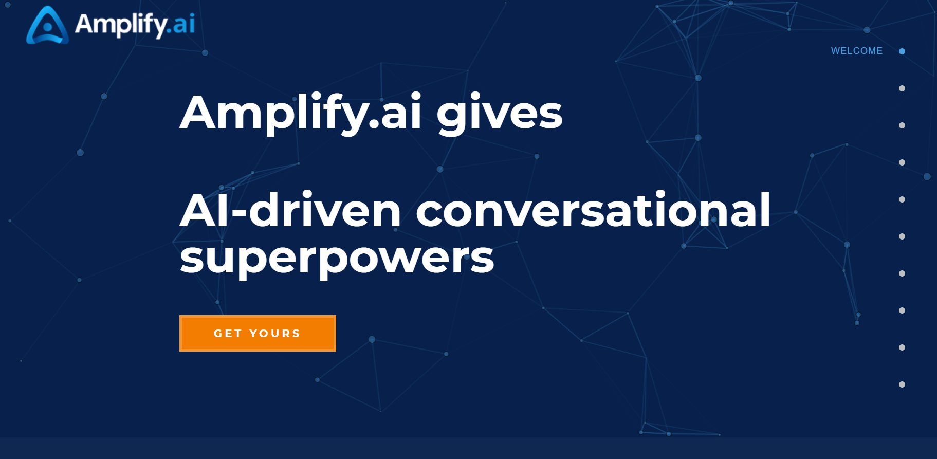 best ai chatbot tools - Amplify.ai