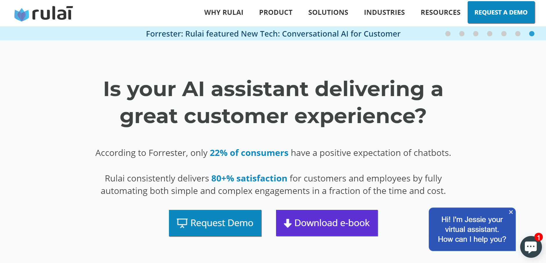 best ai chatbot tools - Rulai