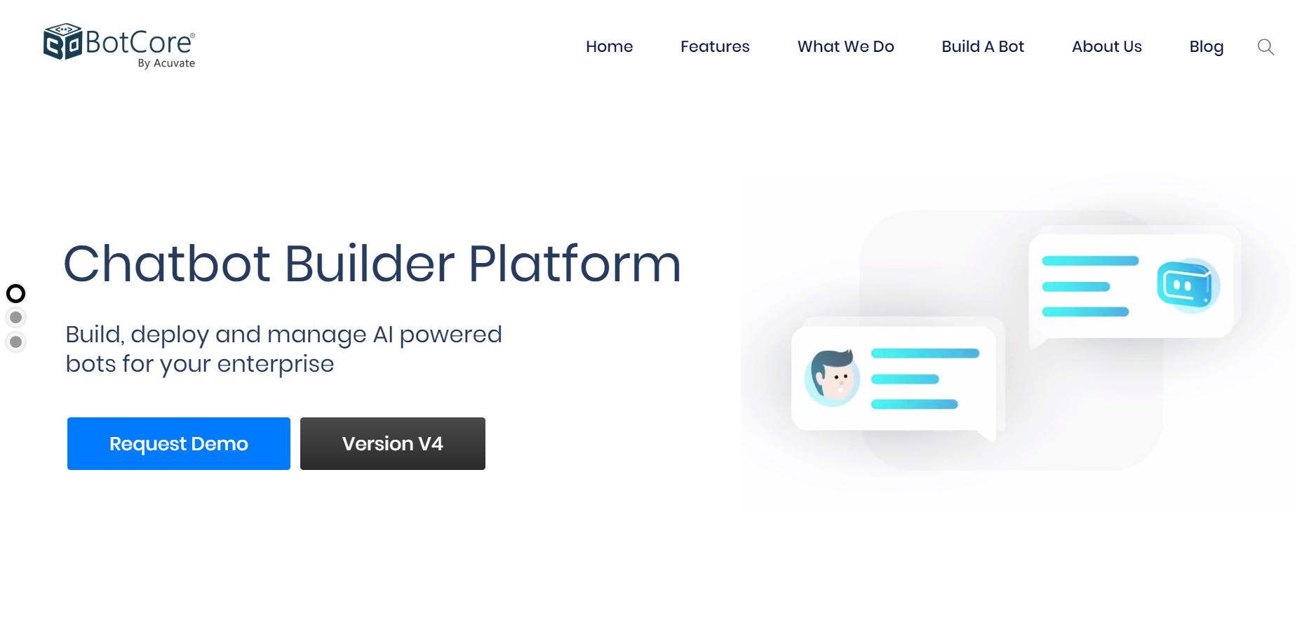 best chatbot builders - BotCore
