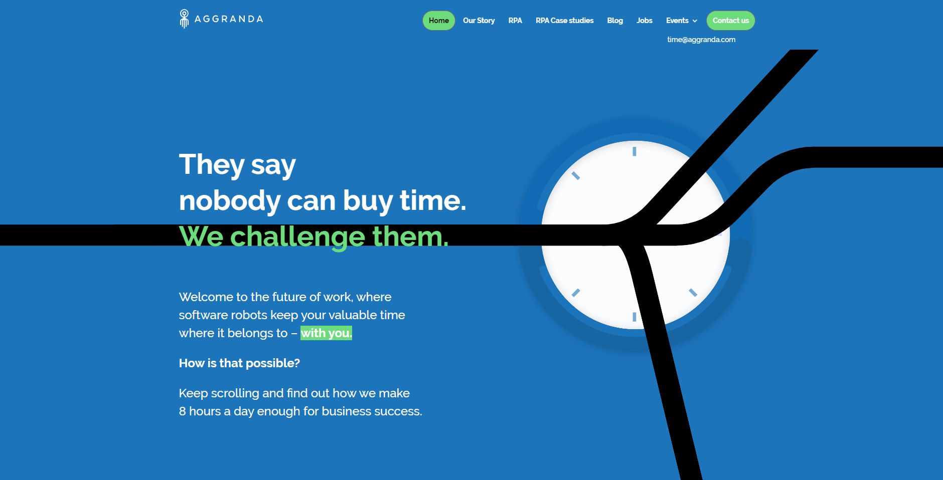 best enterprise chat software - Aggranda