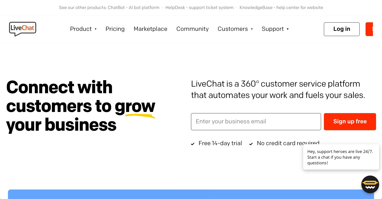 LiveChat - Best Web Chat Apps