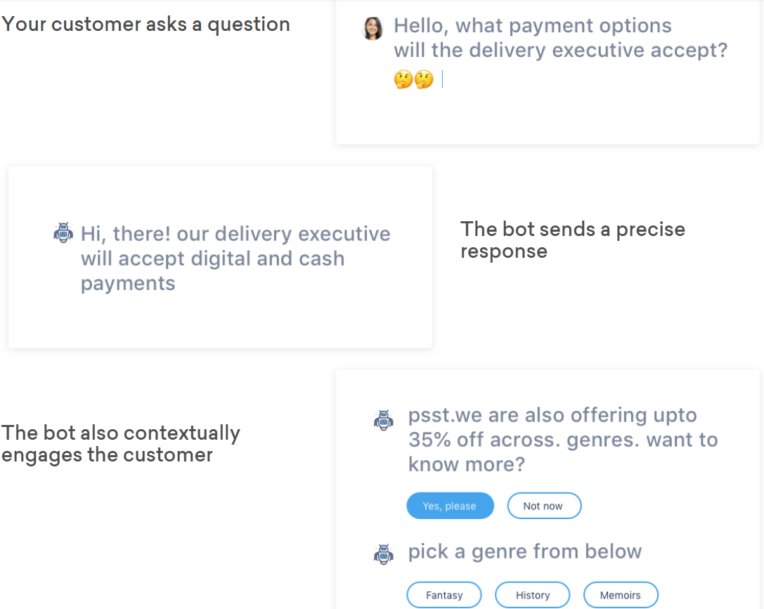 Freshchat review - Freshchat Answer Bot